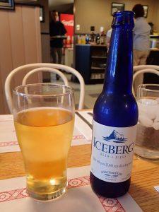 ニューファンドランド島のイチオシ地ビール ICEBERG
