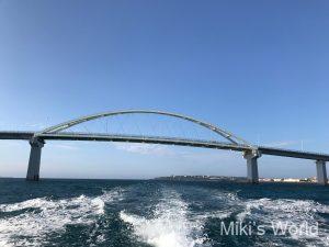 沖縄西部の本部(もとぶ)近海