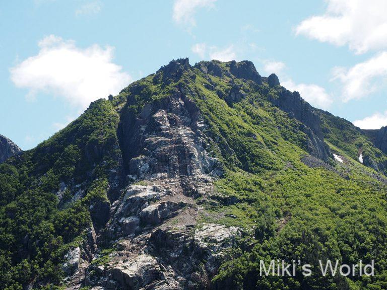 ニューファンドランド島の輝緑岩