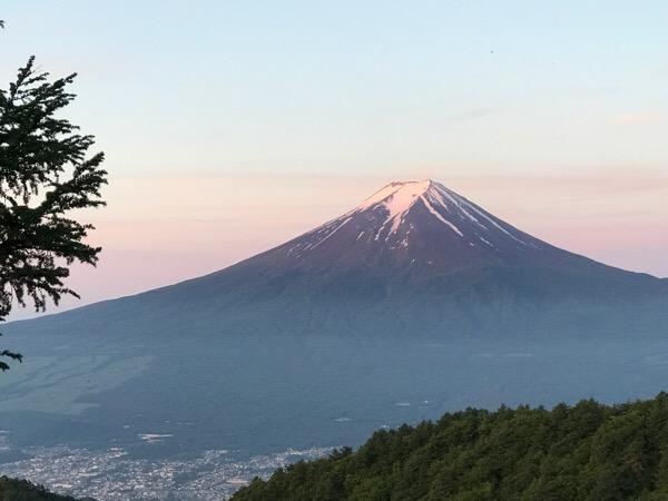 自然の守り人 三ツ峠山荘の中村光吉さんに出会えた喜びと気付き
