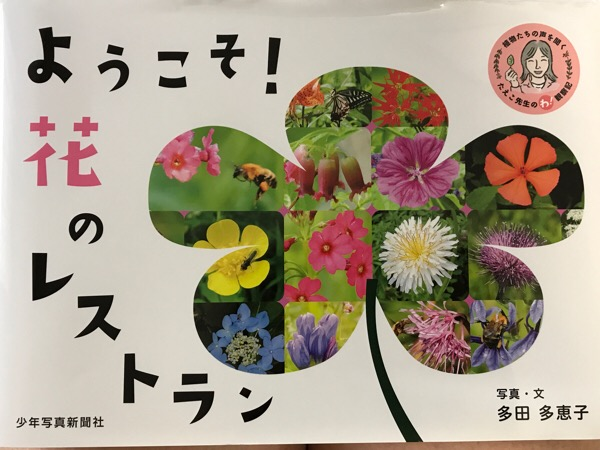 多田多恵子さんとの出会いと思い出  植物が面白くなった理由