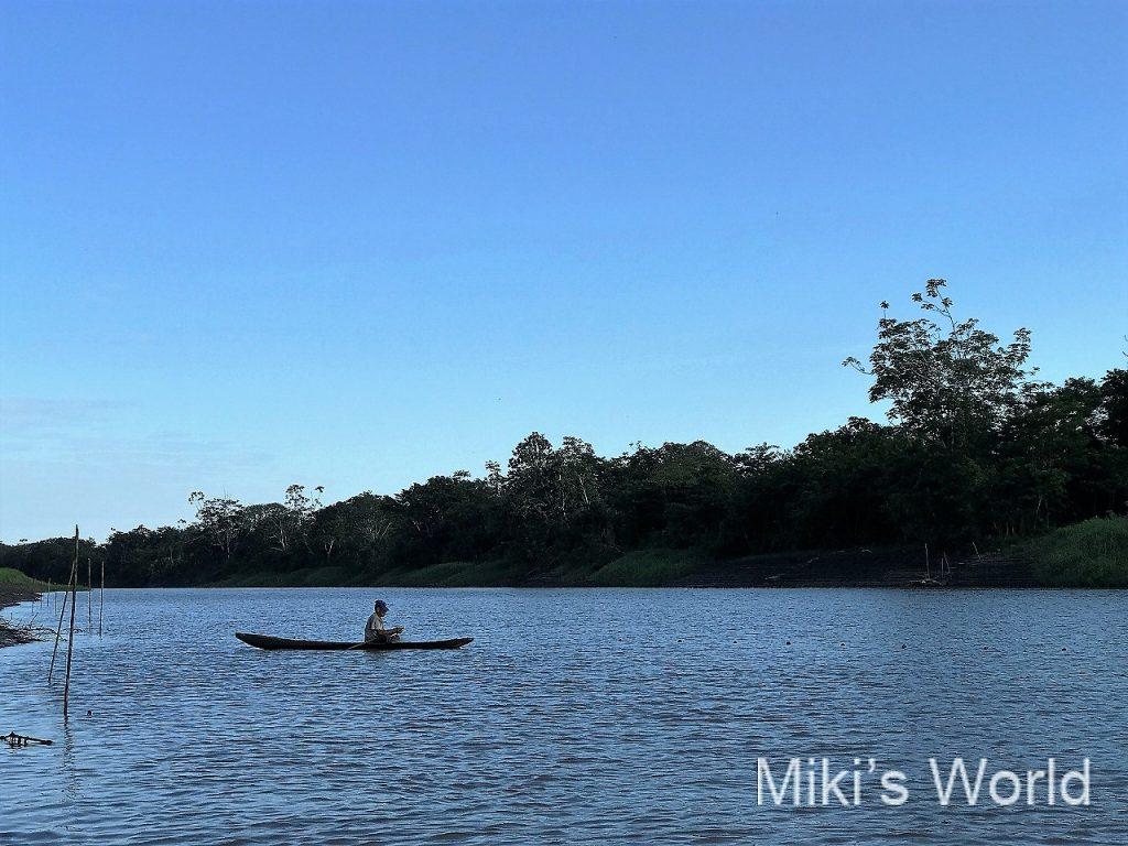 アマゾン川支流