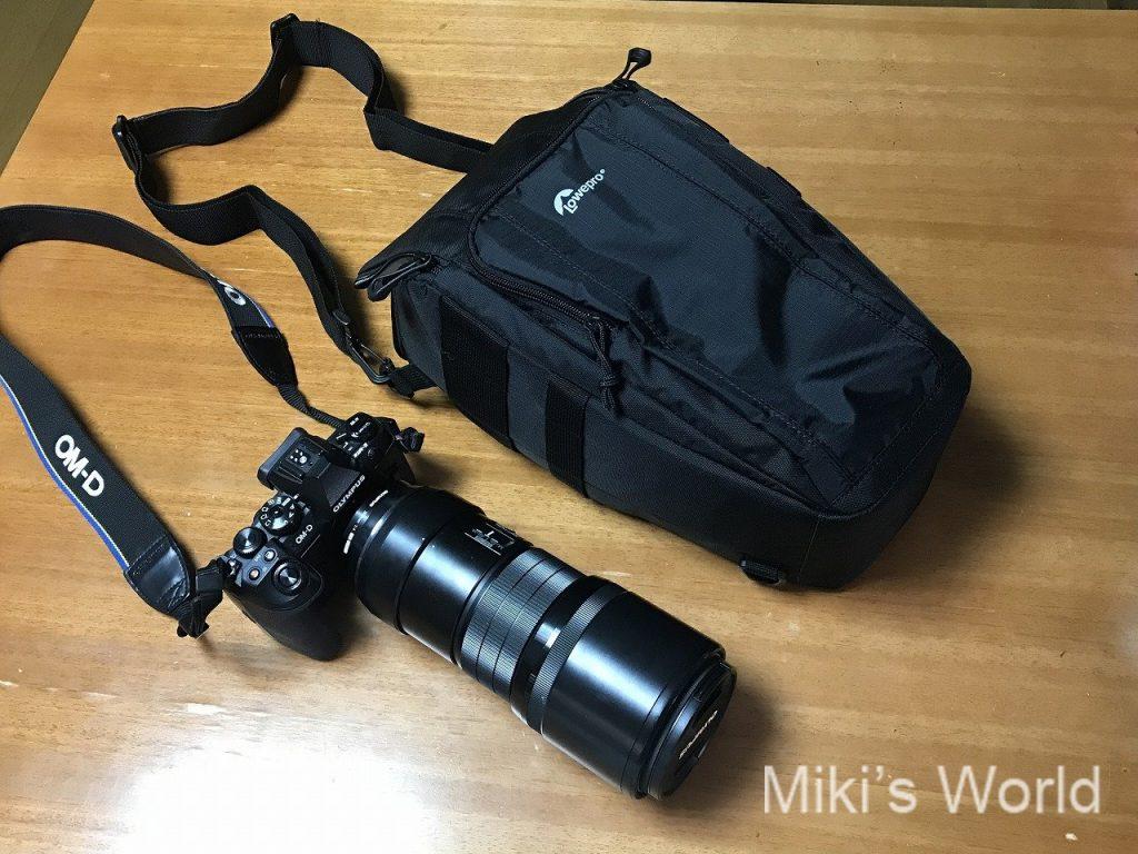 秘境の旅に出る私の荷物の減らし方 カメラ編