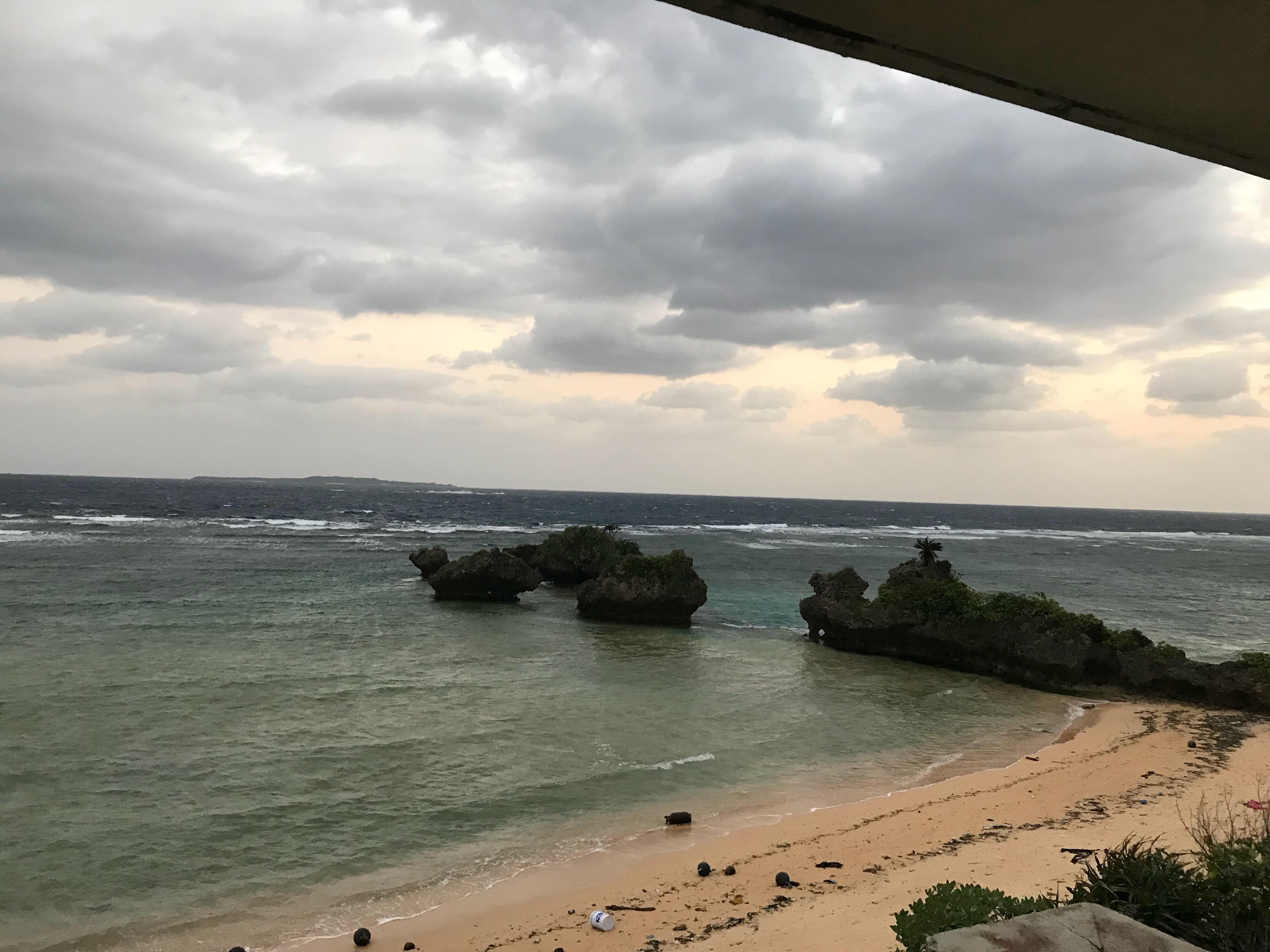 西表島からおはようございます!