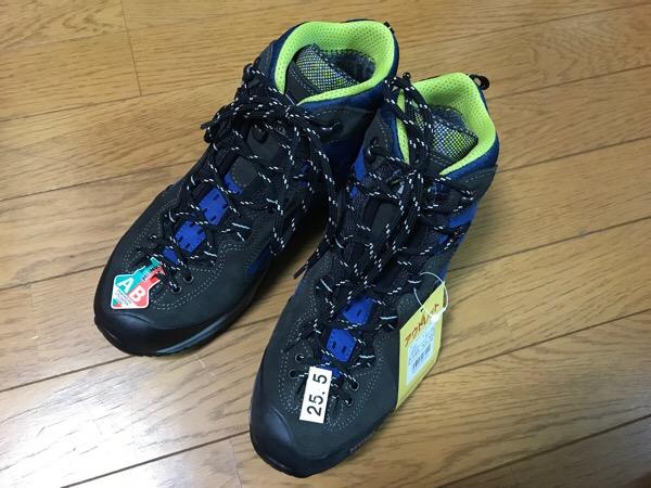 登山靴購入まで悩む5ヵ月間 決め手はインナーソール 新宿の好日山荘