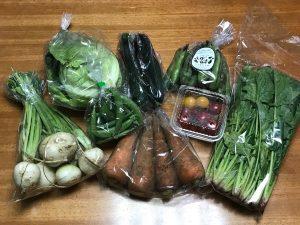 時短料理 美味しい野菜が可能にしてくれた 西辻弥Happy野菜セット