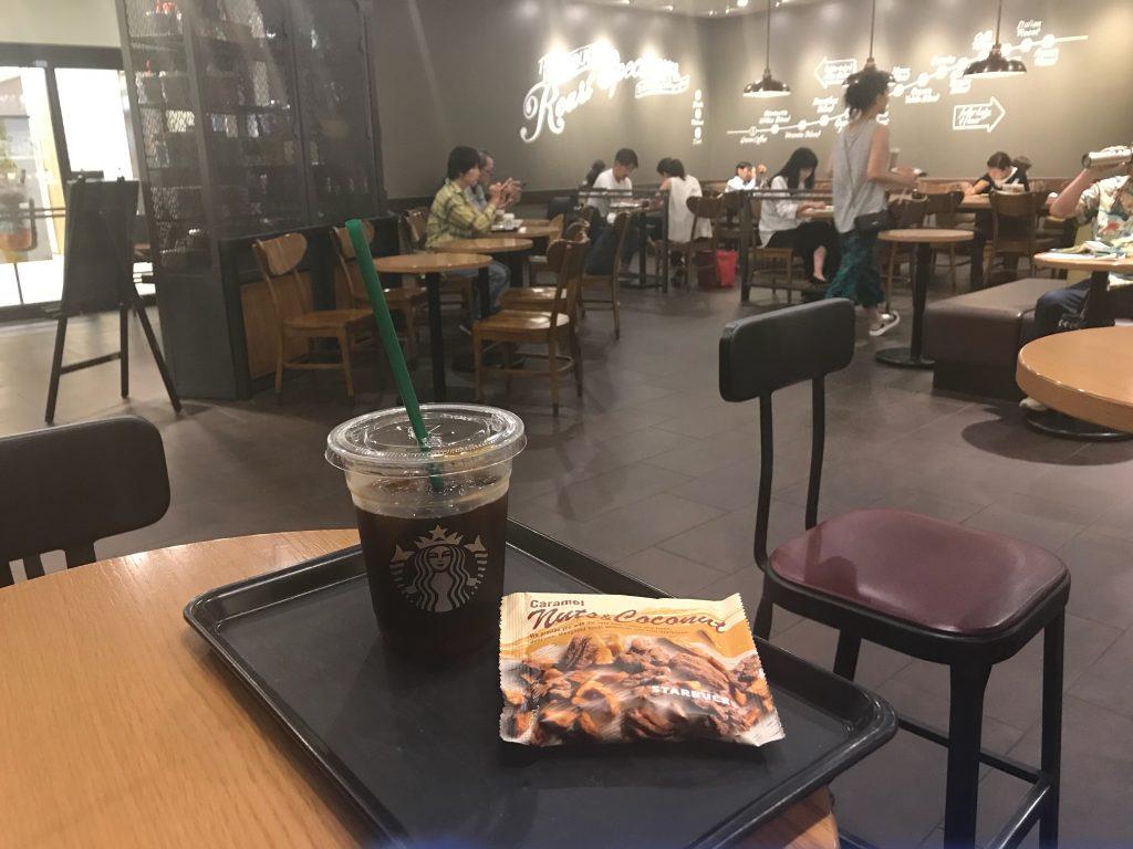 スターバックス用賀店 ブラックエプロンのお兄さんとコーヒーの話が楽しかった日