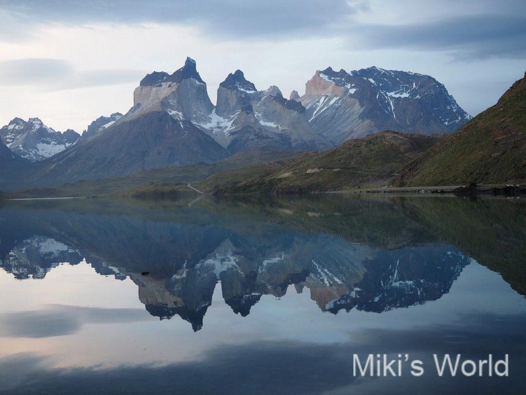 ブログ写真集 南米チリ パタゴニア パイネ国立公園 №1