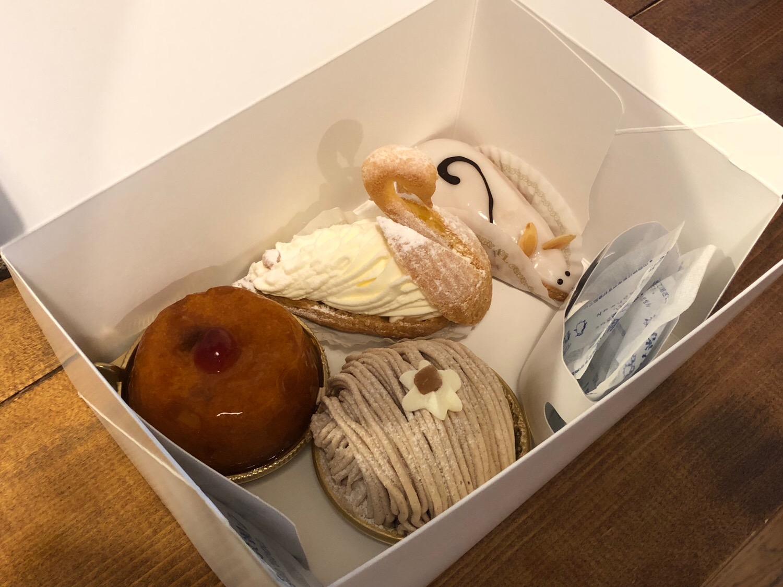 広尾にある日本初のフランス菓子専門店 ルコント Leconte