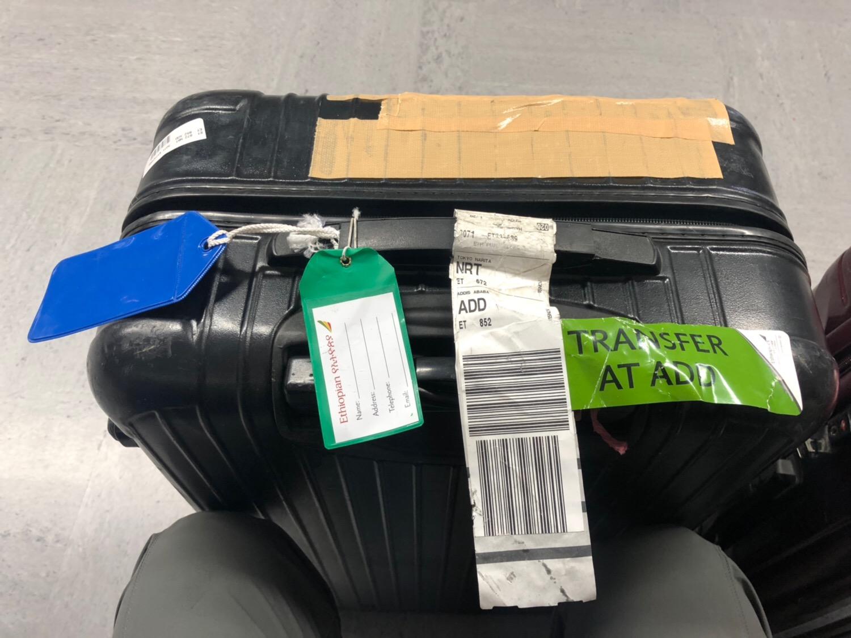 海外でスーツケースの破損に空港で気付いたらどうすればいいのか?