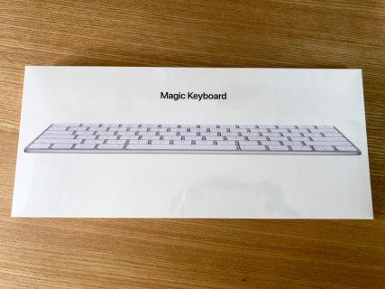 アップル社 Magic Keyboard ブルートゥースで、iPhoneにつなげるキーボード