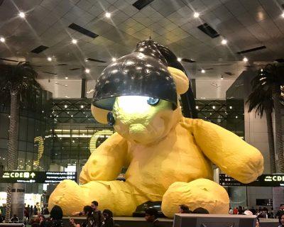 おすすめカタール航空 ドーハ空港経由で世界へ 安定した快適さ