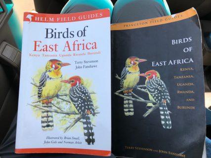 タンザニアの鳥 図鑑のおすすめ プリンストンがいい?