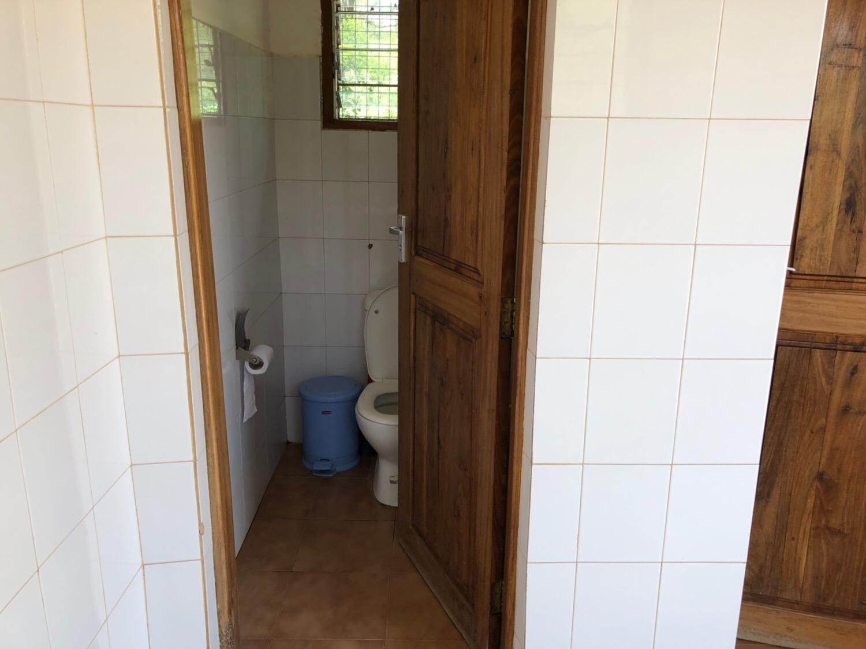 鍵が壊れたトイレに旅先ではいるには?  テッシュがあればOK!