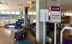 キリマンジャロ空港 タンザニア北部の避暑地 アルーシャに最も近い空港