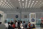 アエロメヒコ利用 メキシコシティでの乗継  ややカオス