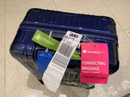 スーツケースの後片付け トラブル回避と次の快適な旅行のため シールを剥がしベタベタは除光液で取る