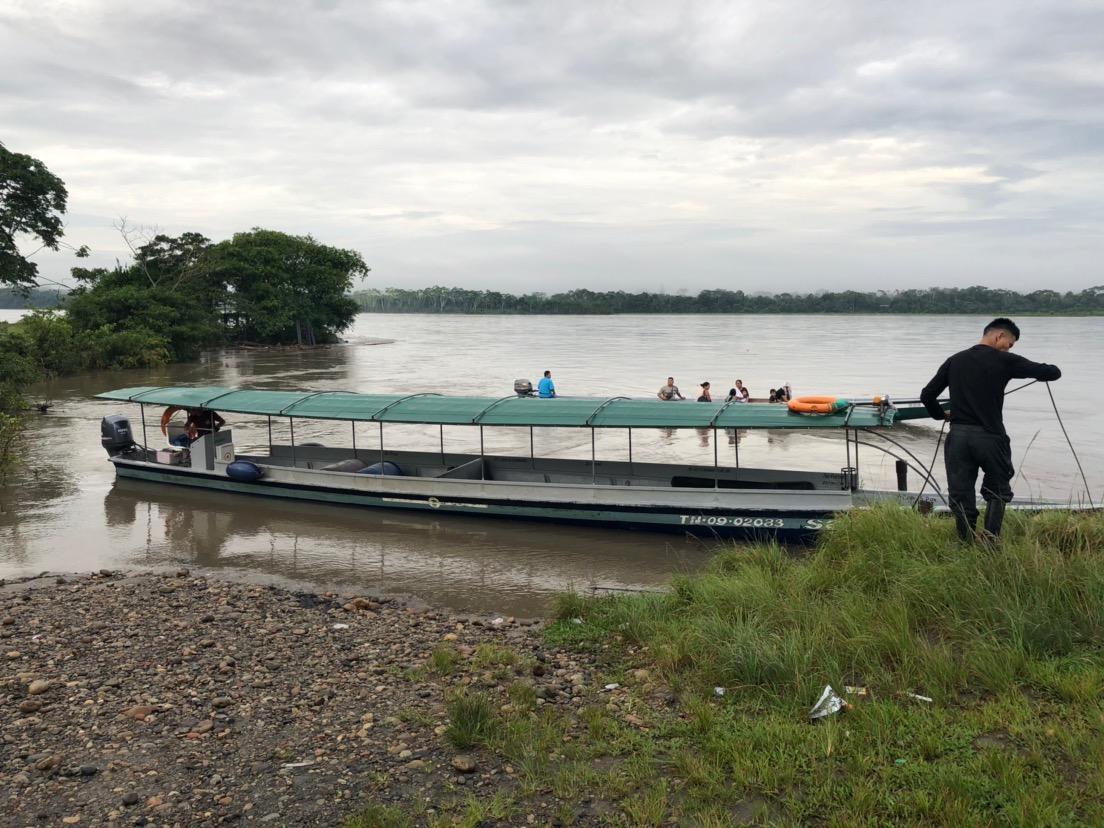 アマゾンへの旅行  川の船移動で気をつけること2つ
