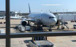 海外旅行トラブル ダラスで予約便に乗れない時 ゲートD24へGO!