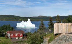 東カナダ ニューファンドランド島に来ています